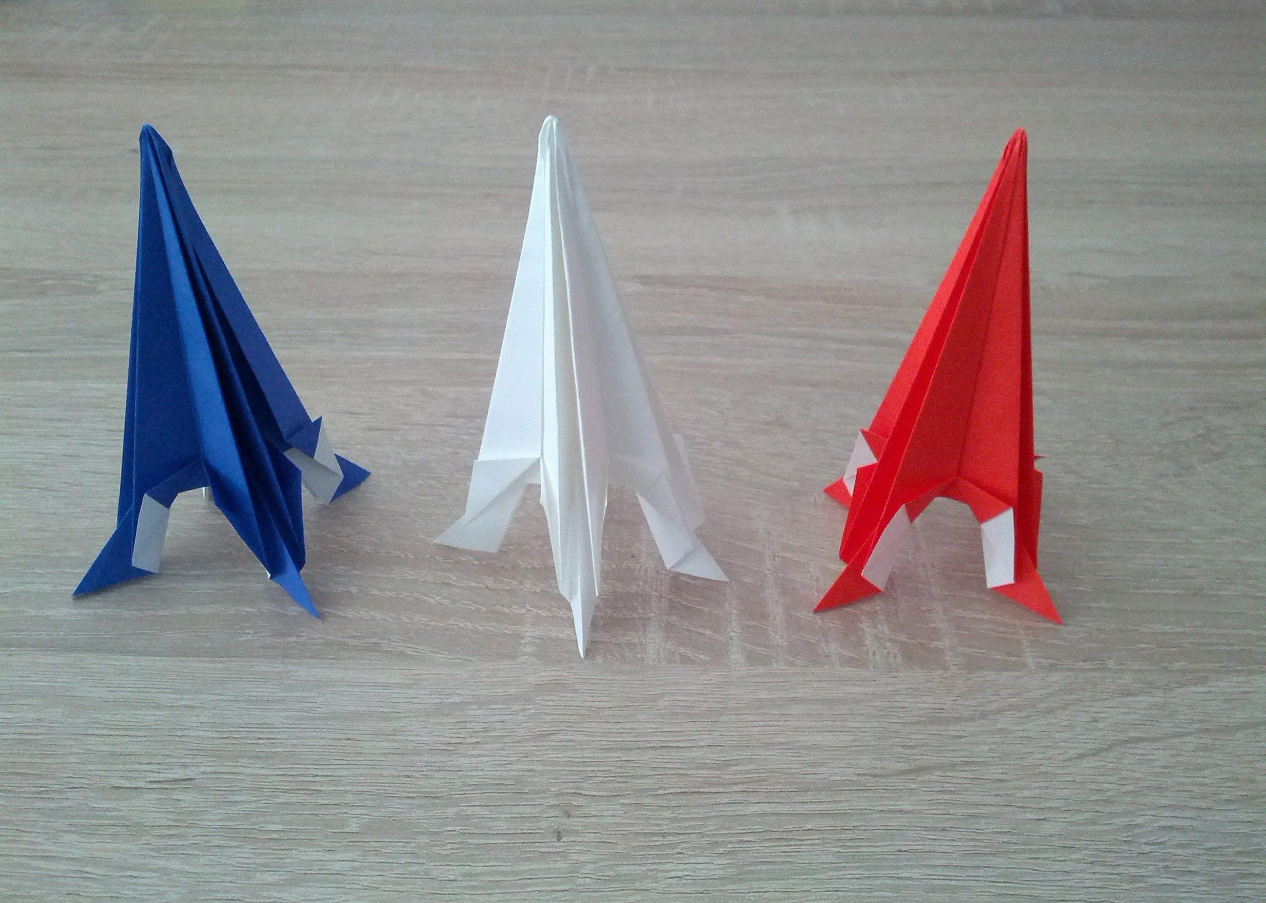 ptitjacques dec p35 | 七夕飾り, 折り紙 作り方, 折り紙 | 1848x2592