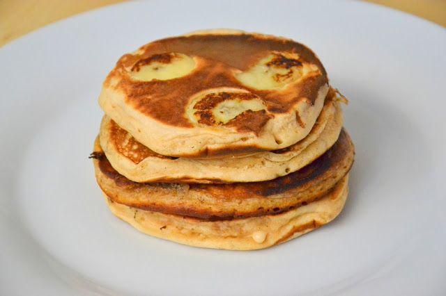 Banana and Yogurt Pancakes