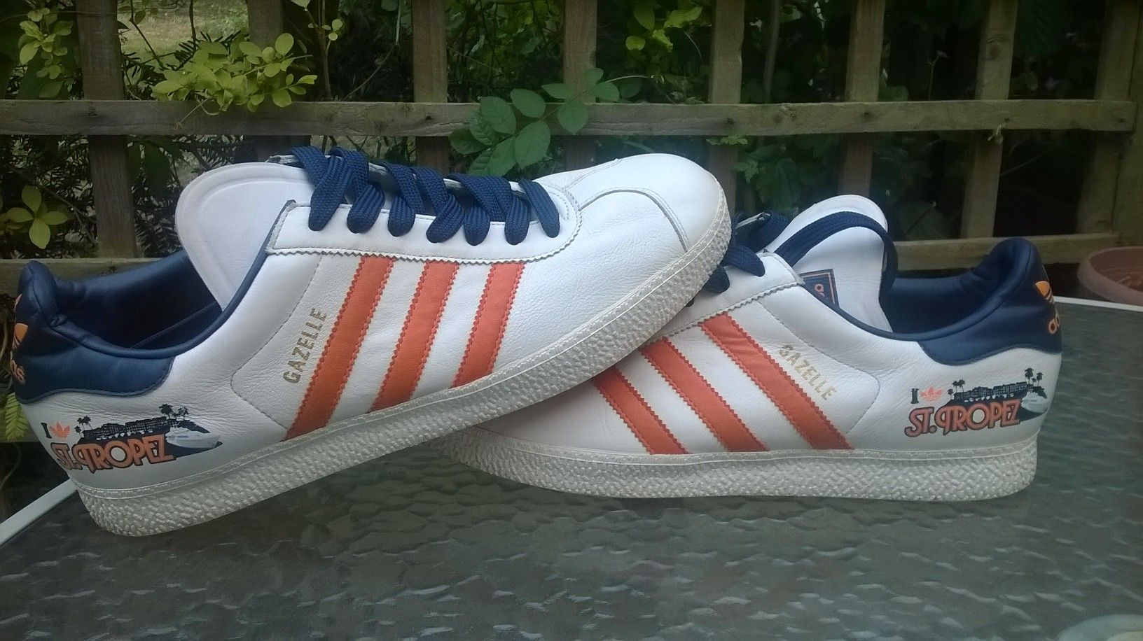 purchased recently. St Tropez Gazelles