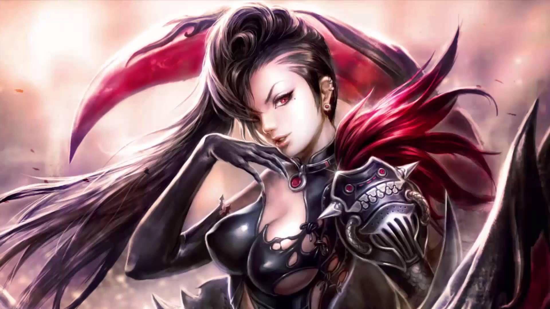 Blade And Soul Blade And Soul Ps4 Blade And Soul Fan Art Warrior Girl