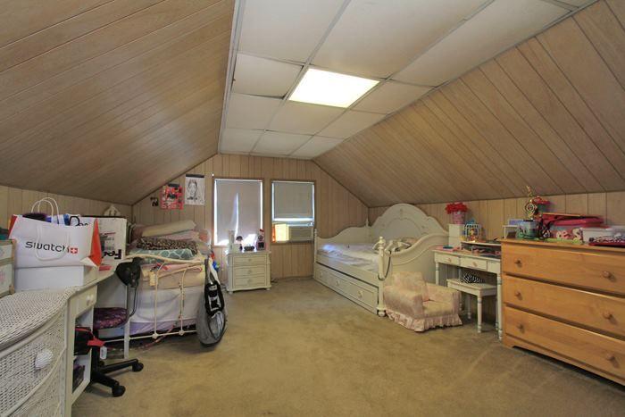 #Bedroom #Attic #Storage #Bed