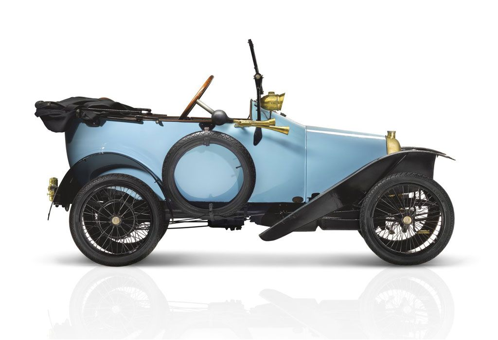 The Peugeot Bébé or Baby - 1905 to 1916. Stole the Paris Motor Show ...