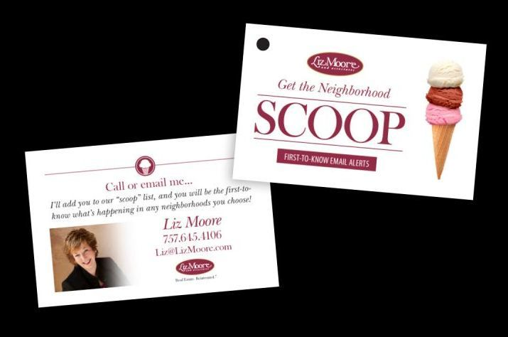 Get The Scoop Pop Bys The Liz Moore Insider Real Estate Gifts