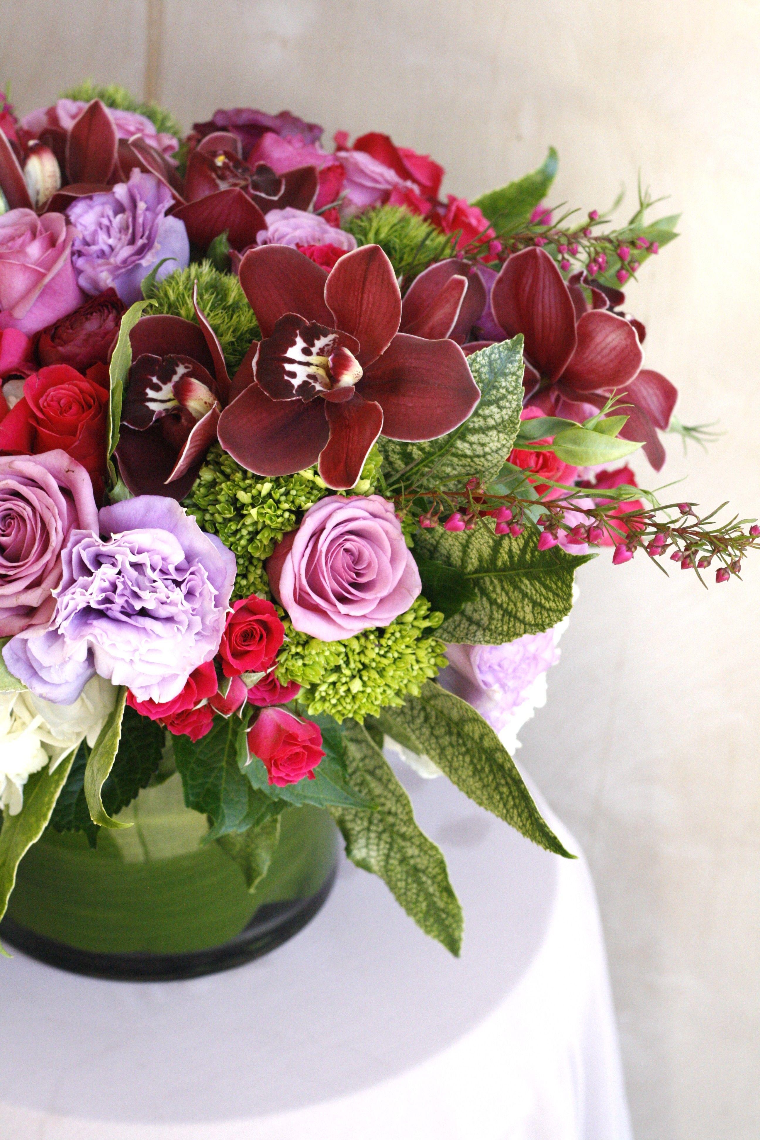 JLF Peony Box JLF Flower Delivery in Los Angeles