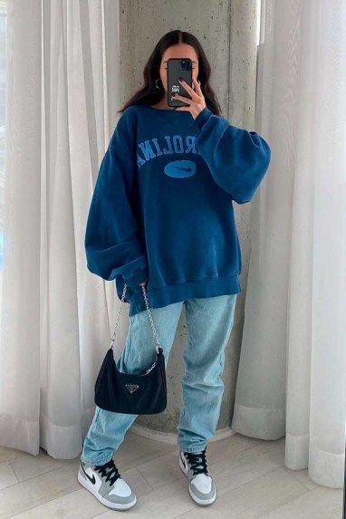 30 looks para que ama calça jeans - Guita Moda