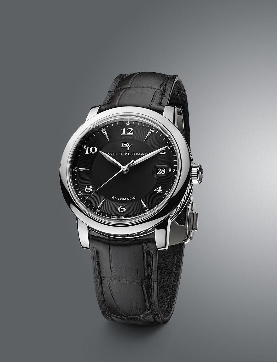 Classic 38mm Automatic Men Timepieces David Yurman