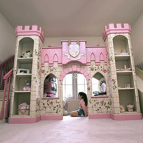 Image detail for -Make The Girl Little Castle Princess With ...