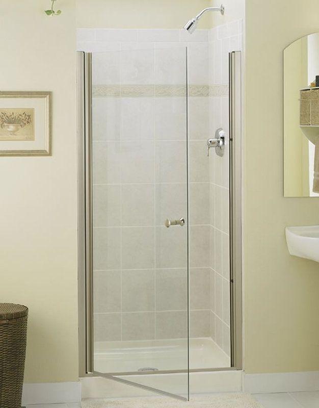 Sterling 6305 39 Frameless Shower Doors Shower Doors Frameless