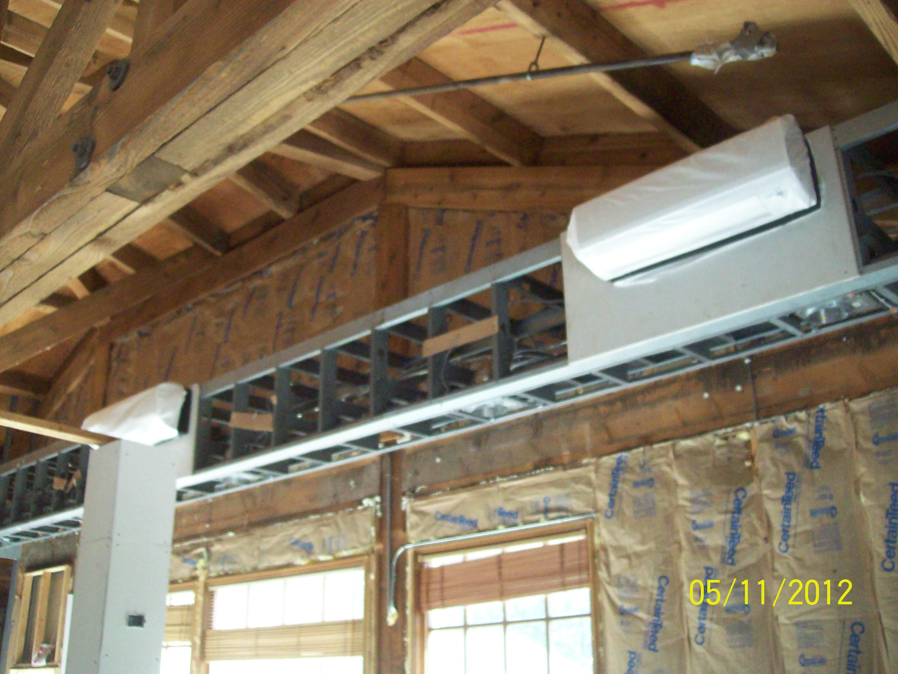 Restaurant Remodel Adding Mitsubishi City Multi Www Air Ease Com