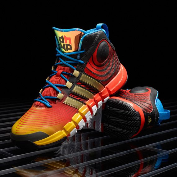 adidas D Howard 4 Dwight Howard Signature Sneaker