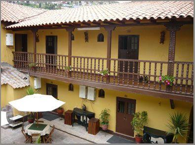 Balcon Hostal Quipu