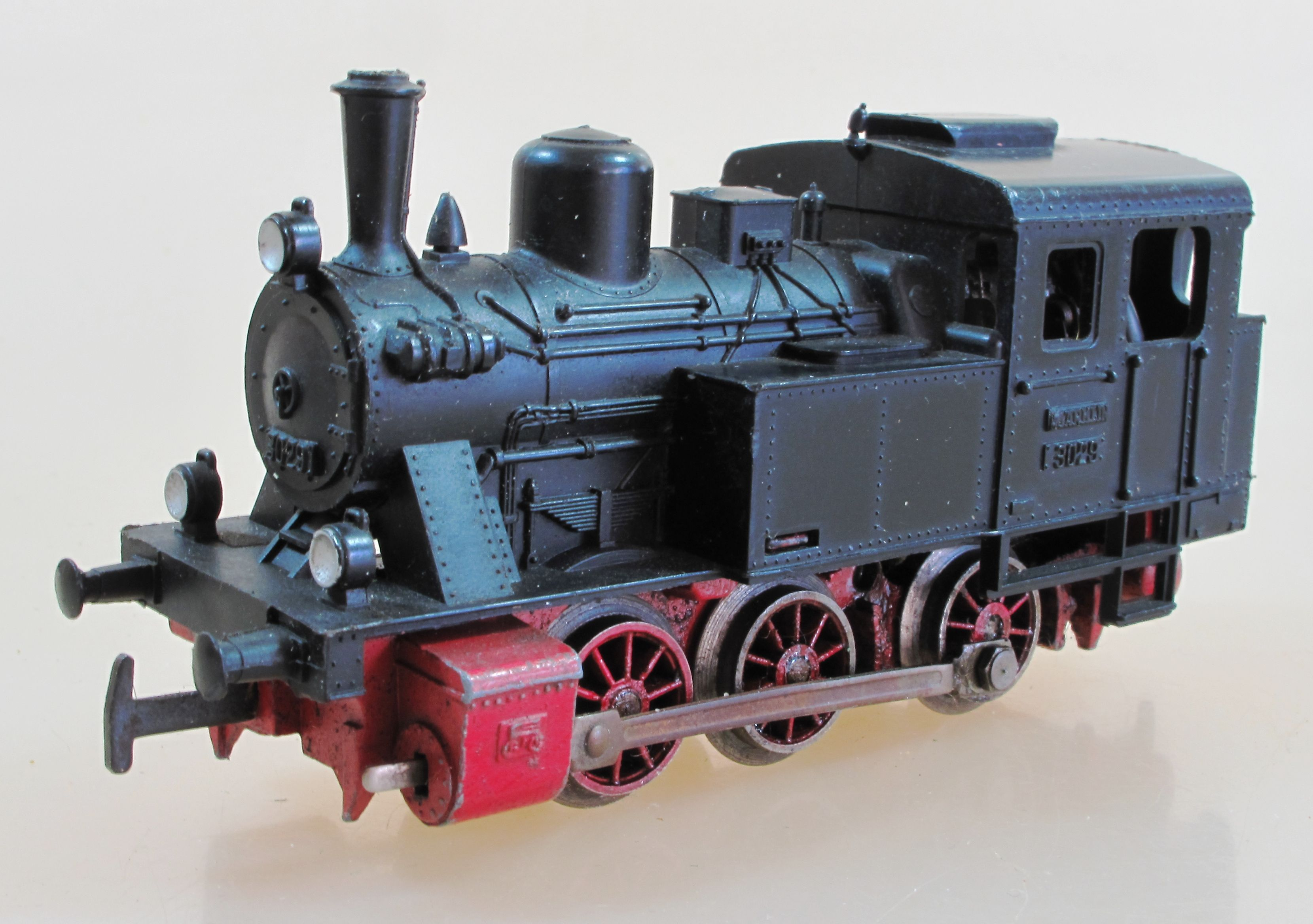 Marklin 2020 Ho Christmas Engine VINTAGE Marklin HO Scale 3029 Tank Loco / Steam Loco Cl. T3