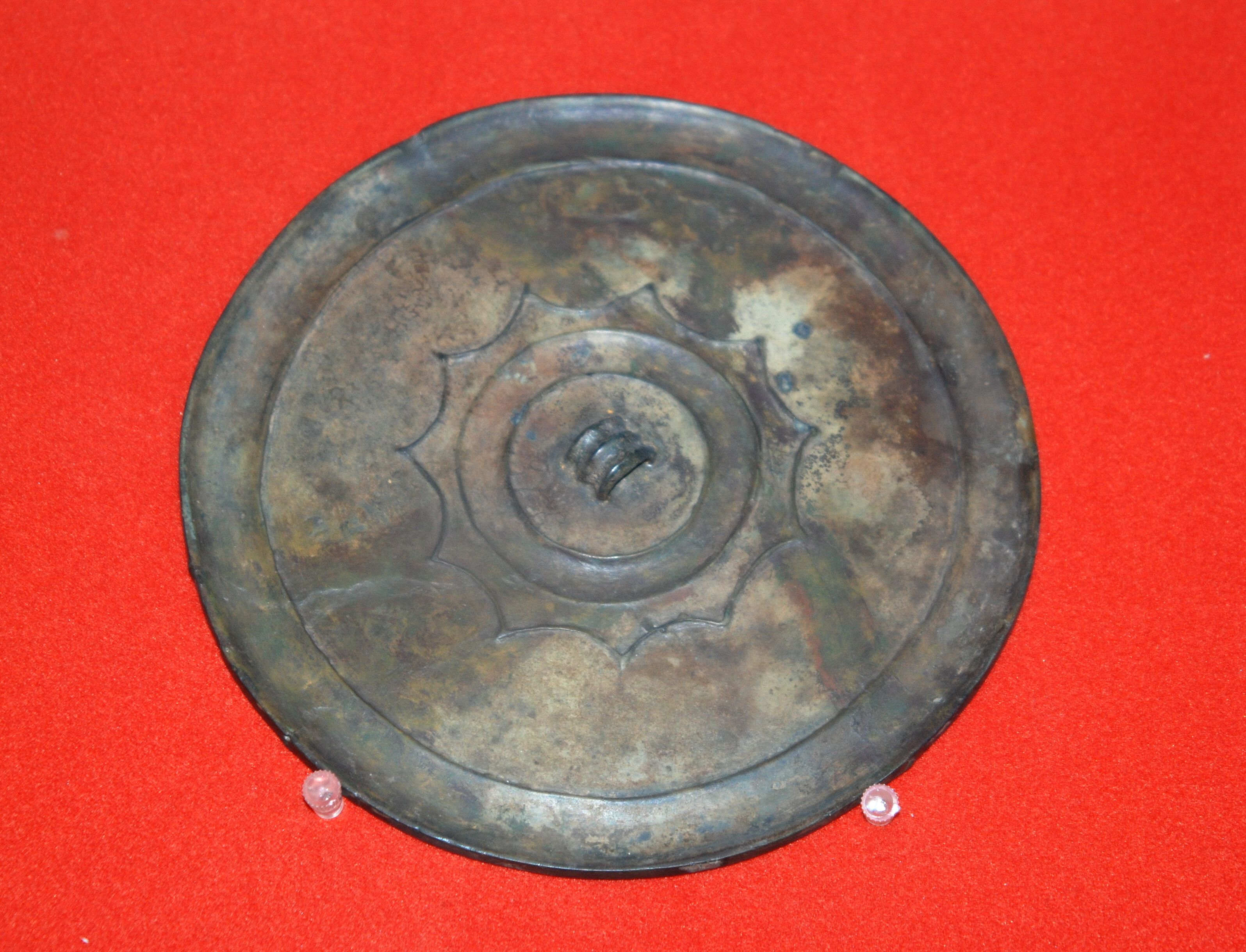 Bronze Mirror Excavated From The Tomb Of The Nanyue King Western Han Dynasty Guangzhou China Bronze Mirror Chinese Bronze Ancient Chinese