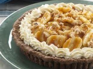 Caramel Banana Pie Recipe Banana Pie Banana Caramel Pie Banana Pie Recipe
