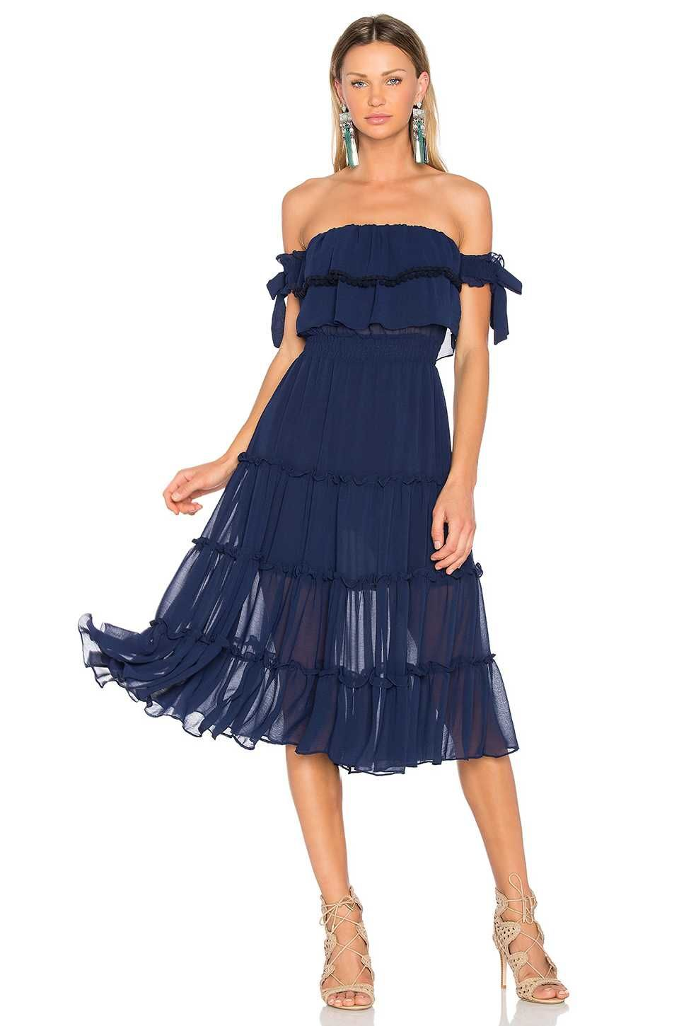Off-Shoulder Kleid 2018 Abendkleider Lang Damenmode ...