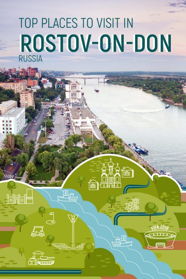 Top Places to Visit in Rostov-on-Don in 2018 | Travel Russia ...