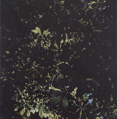 Sem Título, 2008 Óleo sobre tela de algodão. 30x40cm  --- João Cruz Rosa