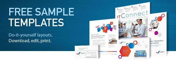 StockLayouts Free graphic design templates includes layout – Brochure Templates for Word Free