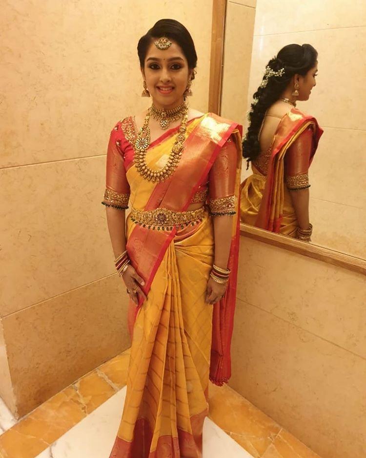 Challani Jewellery Mart On Instagram Real Bride Preethiraj