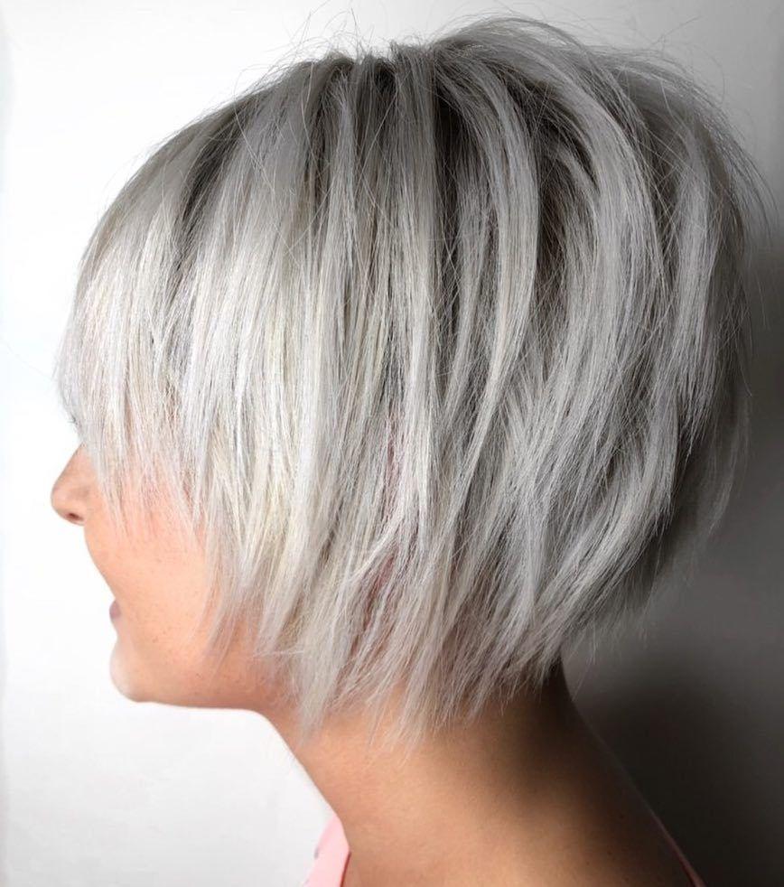 12 Gorgeous Long Pixie Hairstyles  Hair styles, Short hair styles