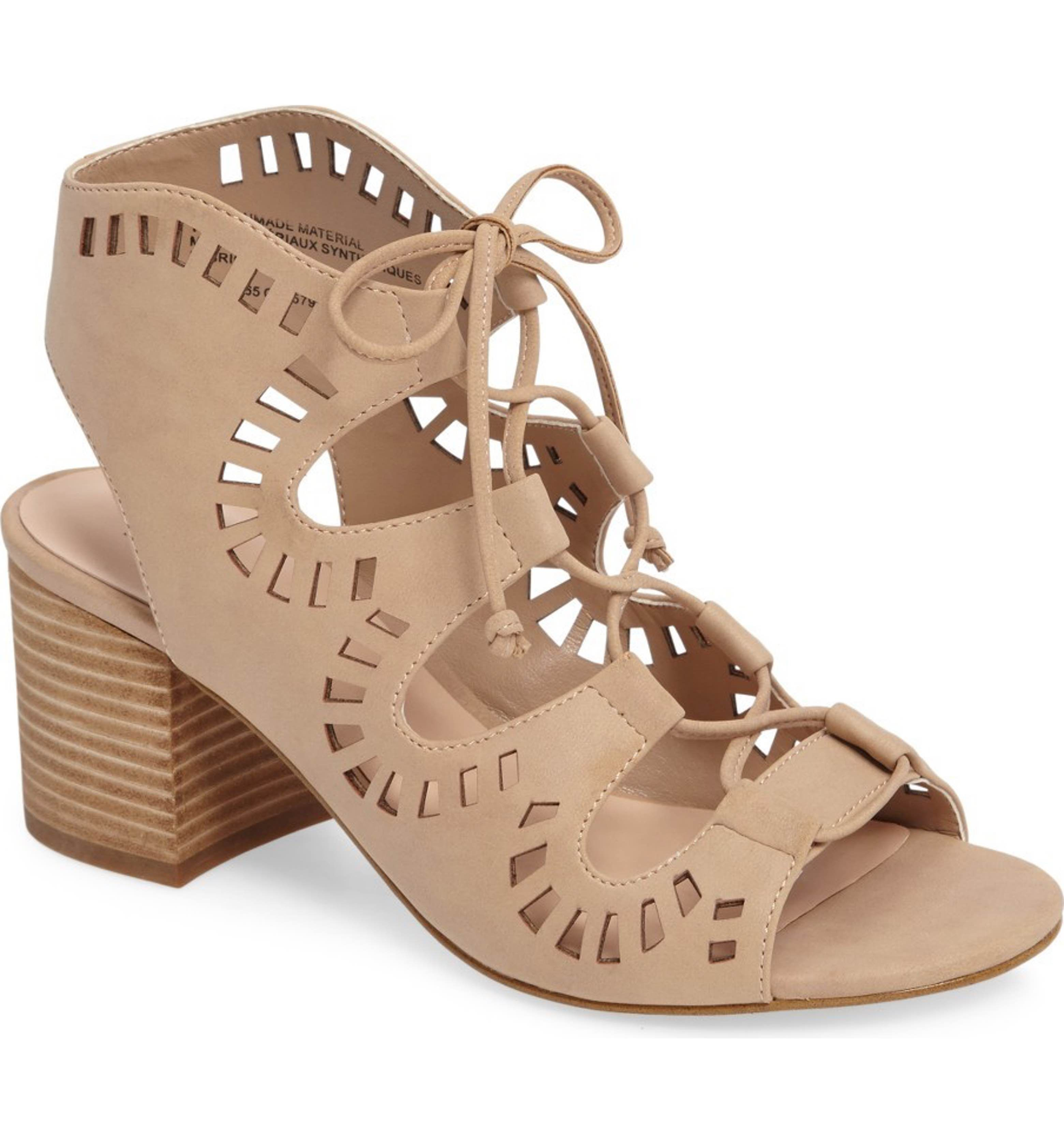 BP. Decker Lace-Up Sandal - I have the Target knock-off of