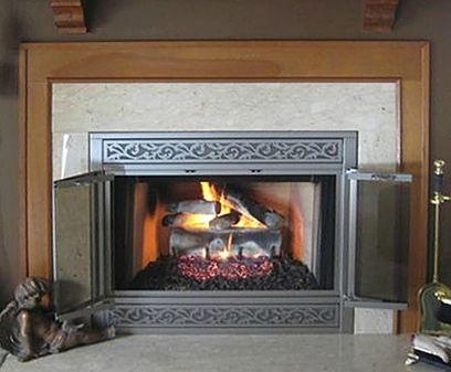Glass Fireplace Doors Fireplace Glass Doors Fireplace Doors