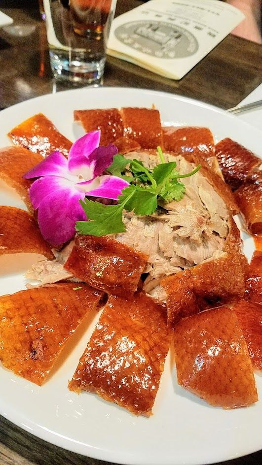 Chinese Food In Portland Duck House Portland Pechluck S Food Adventures Sweet Sauce Food Delicious Restaurant