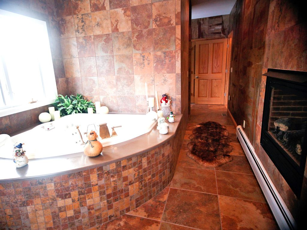 adirondack bathrooms | Design Showroom: Completing Your Adirondack Home