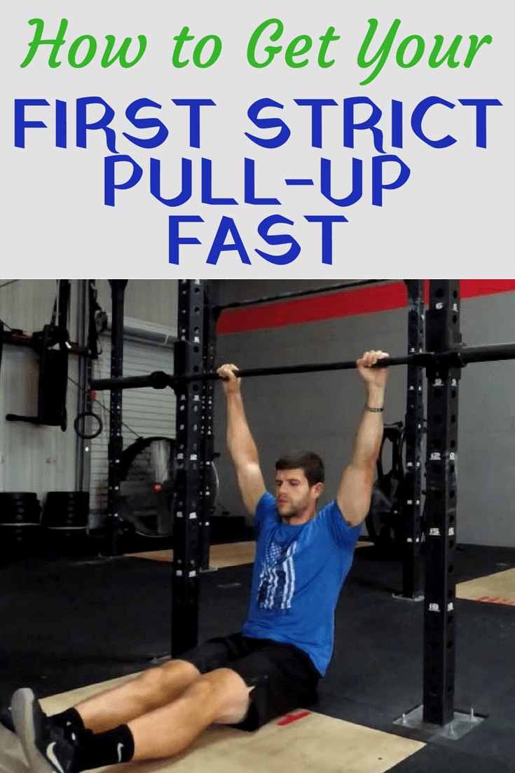 How to Get Your First Strict Pull-Up Fast | Home Training Gym. Learn the 4 progressions you can take...
