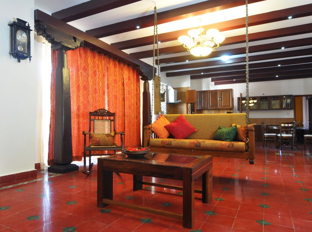 Chettinad homes google search dream homes pinterest for Chettinad house architecture design