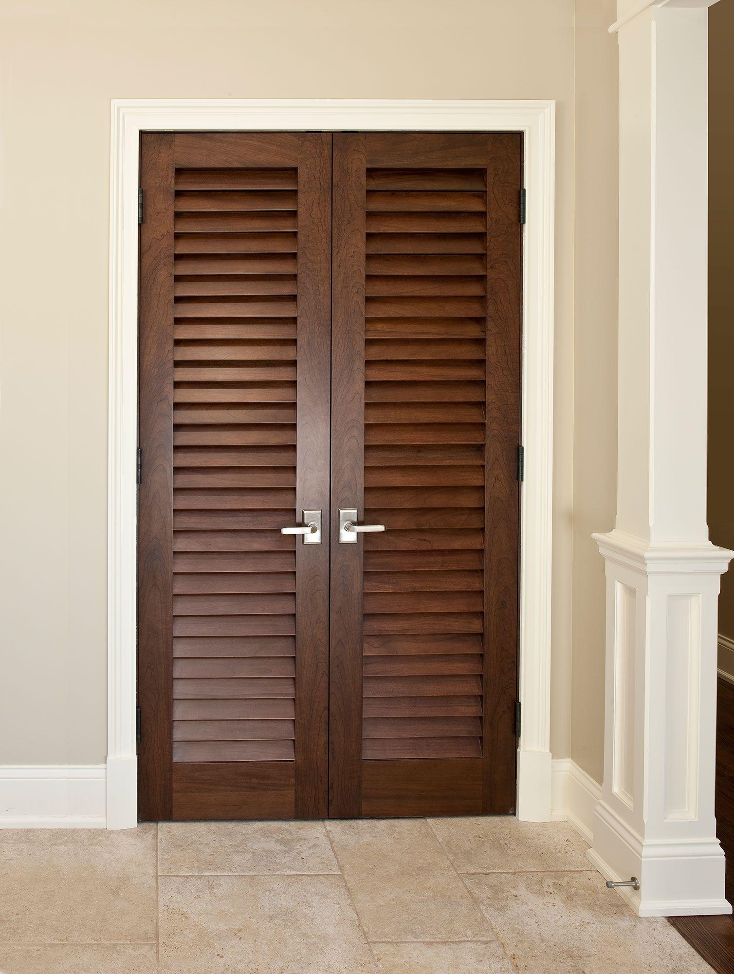 Custom Bifold Closet Doors Franse Binnendeuren Houten Deuren En