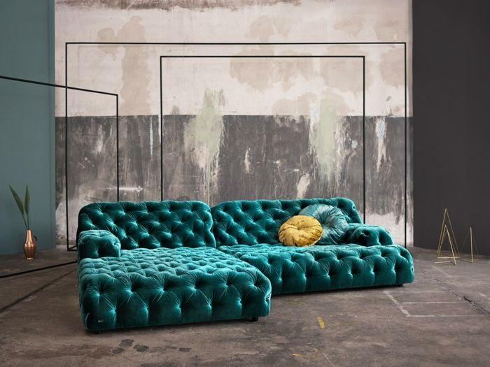 Die besten 25+ Bretz couch Ideen auf Pinterest Lila couch - wohnzimmer exklusiv einrichten