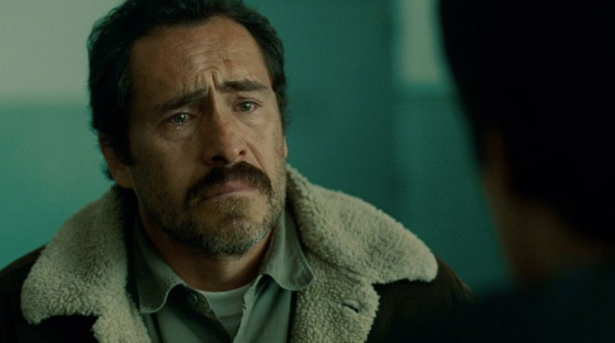 "Demian Bichir in ""A Better Life"" (2011) 