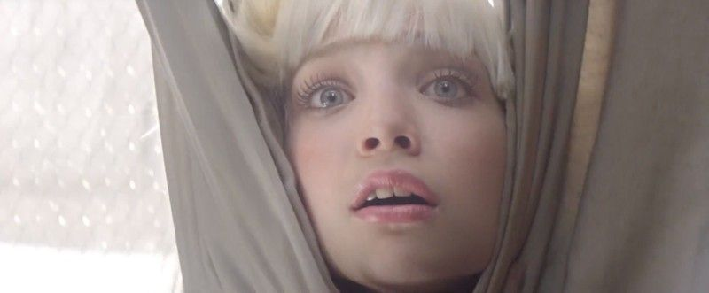 Sias chandelier music video is a must see chandelier music singer songwriter sia furler unveiled the music video for her new single chandelier on tuesday and just like the song its fantastic mozeypictures Image collections