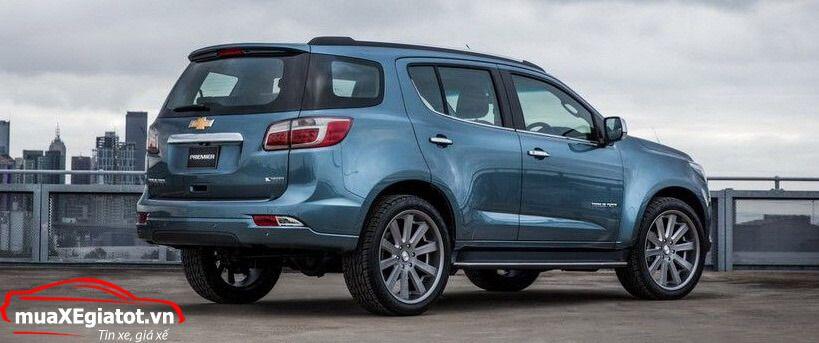 So Sanh Chevrolet Trailblazer 2018 Va Toyota Fortuner 2018 Việt Nam Colorado Va Viết