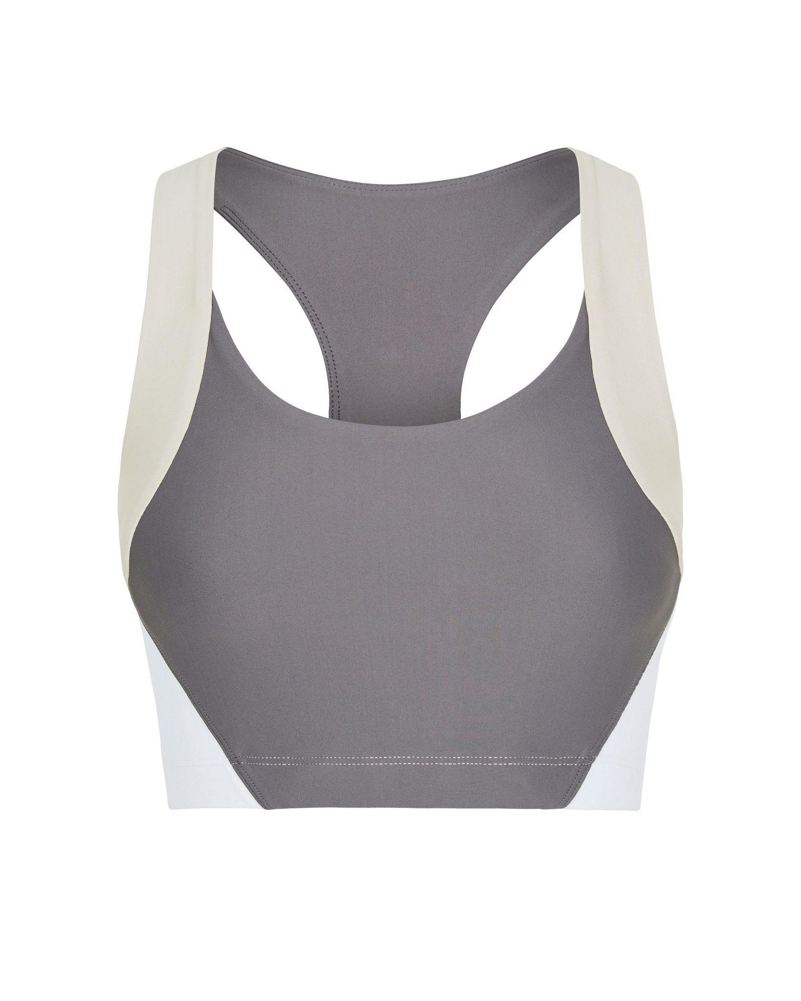 Sportswear for women White sports bra, Sports bra