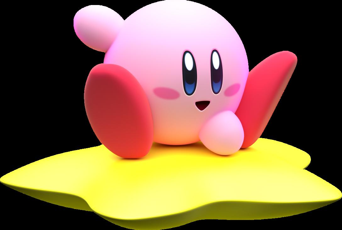 Kirby riding on a Warp Star | Kirby | Air ride, Nintendo ...