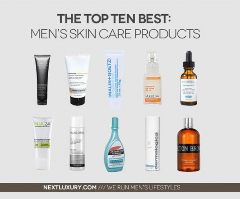 Top Ten Best Mens Skin Care Products Skincareroutine Skin Care Routine For Men In 2020 Mens Skin Care Sensitive Skin Care Anti Aging Skin Products