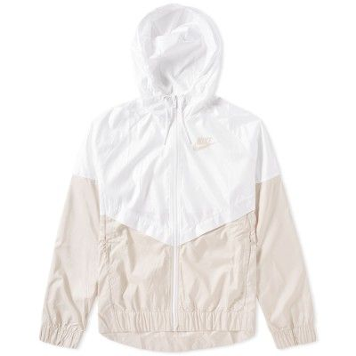 quality products choose newest classic fit Nike Air Windrunner White/Oatmeal #NikeAir #PinState | The ...
