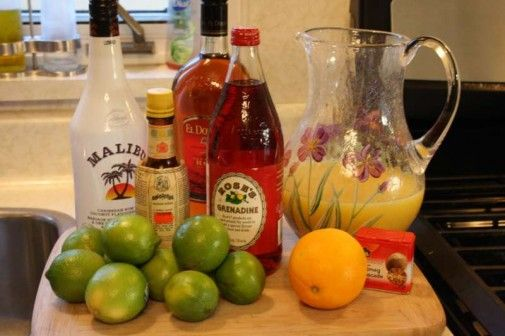 Caribbean Rum Drinks: Yummy Recipes And Tricks In My
