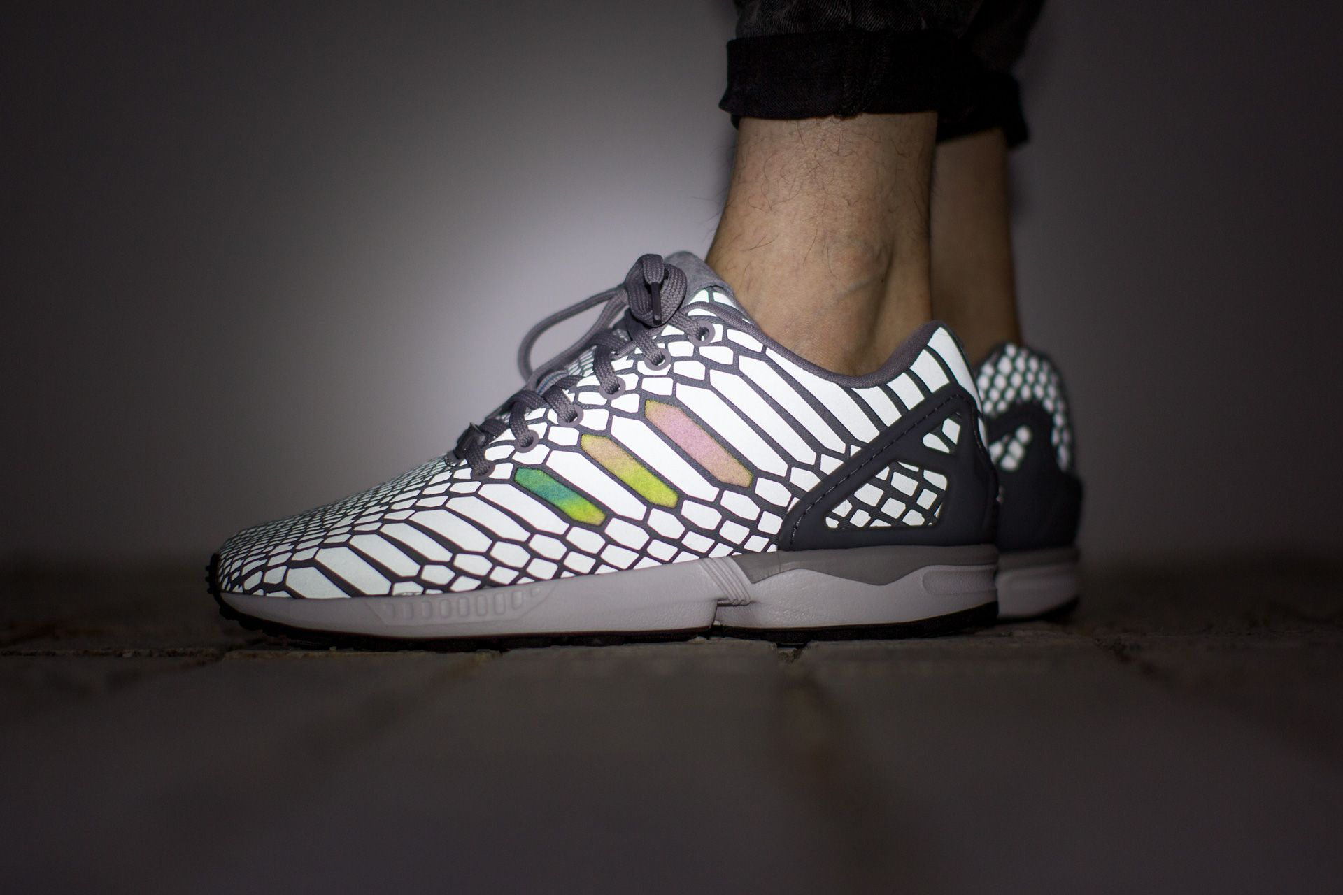 buy popular 4d50a 14025 ADIDAS ORIGINALS ZX FLUX XENO LIGHT ONIX available at www ...