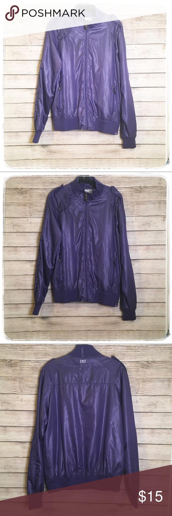 Smoke Rise Men S Jacket Size Medium Purple Bomber Jacket Jackets Mens Jackets [ 1740 x 580 Pixel ]