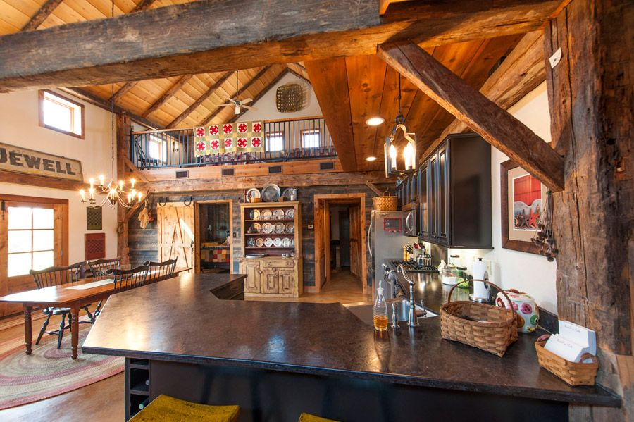 Stupendous A Beautiful Barn Home 900X599 In 2019 Home Sweet Interior Design Ideas Gentotryabchikinfo