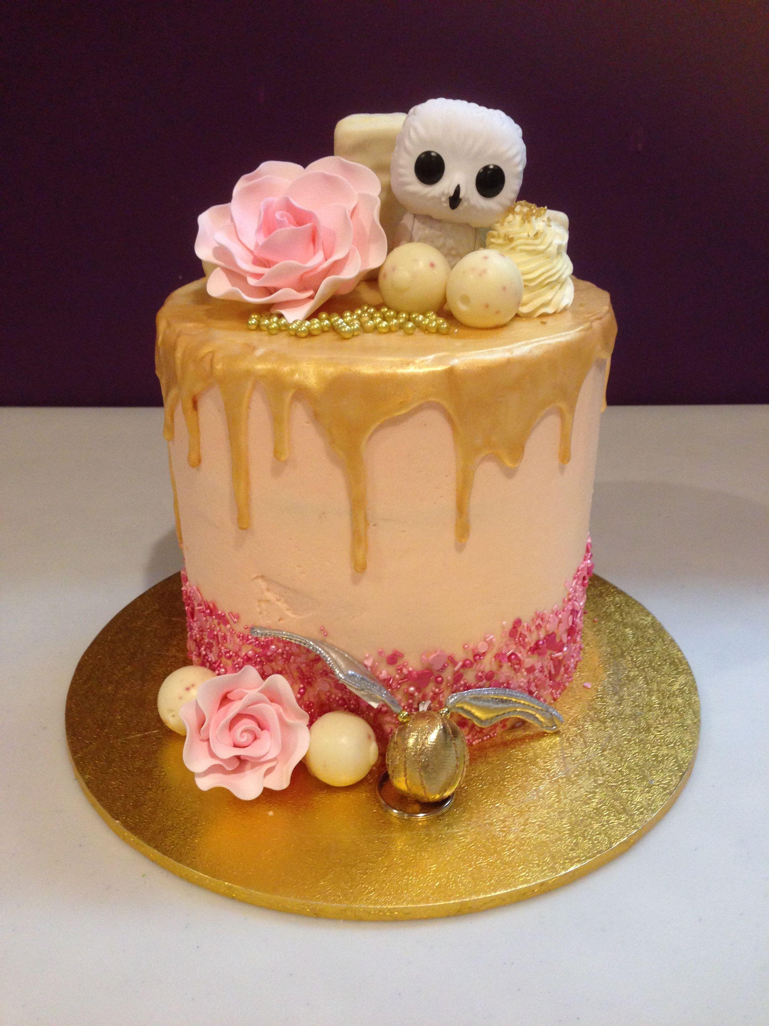 Harry Potter Cake for 10 Year Old Girl. 10 birthday cake