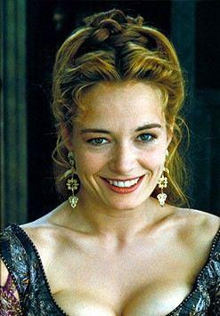 Catherine McCormack as Veronica Franco in Dangerous Beauty