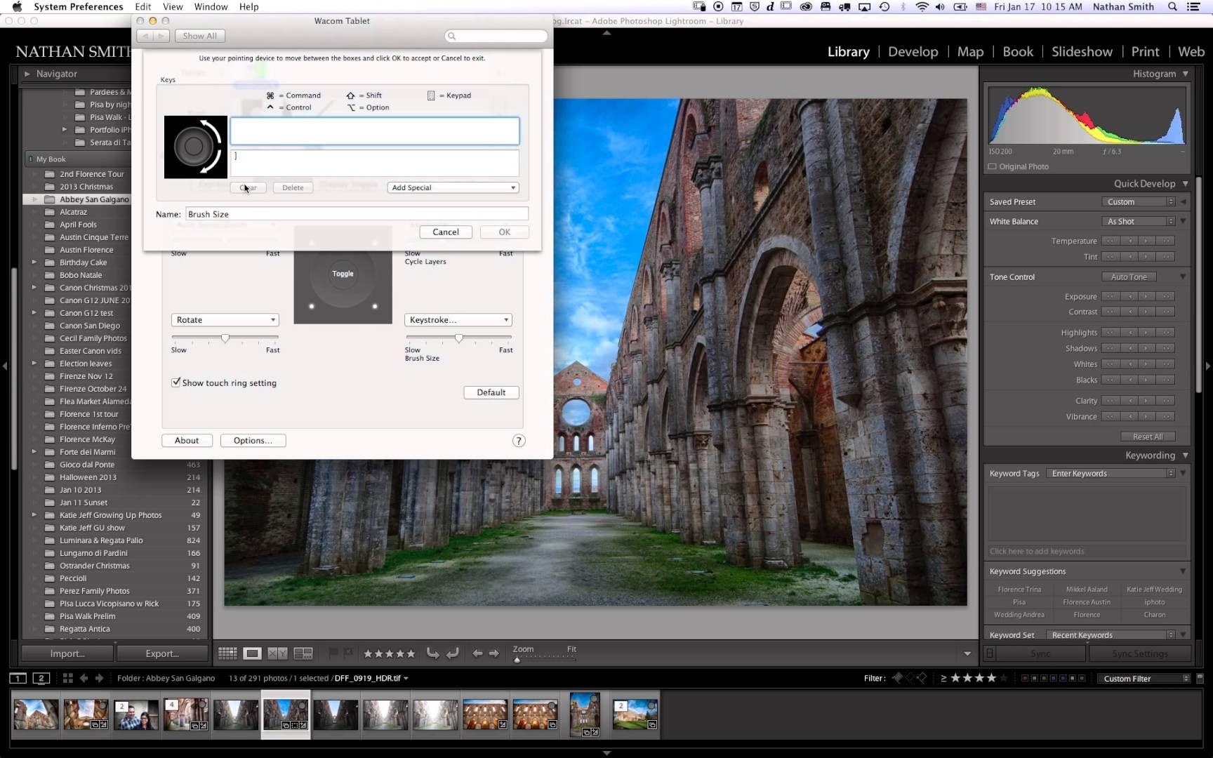 Wacom Intuos Pro 5 Setup For Lightroom Amp Photoshop Cc