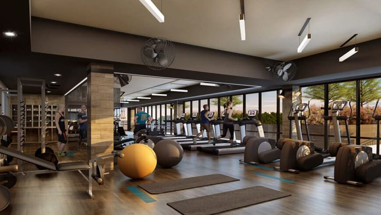 Essential Things To Consider While Designing A Gym Interior Latest House Designs Gym Interior Green House Design