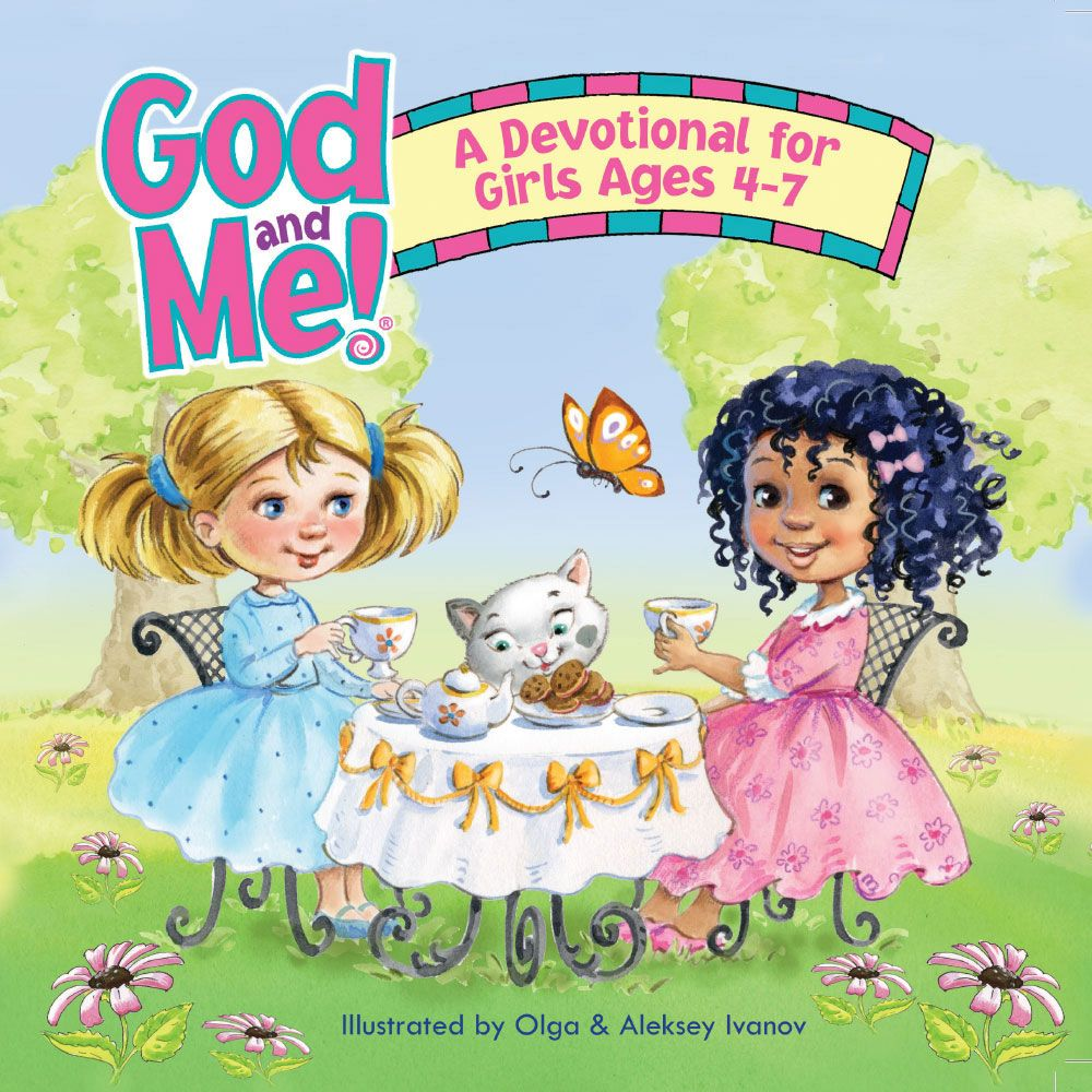 God and me devotional for girls 47 rosekidz
