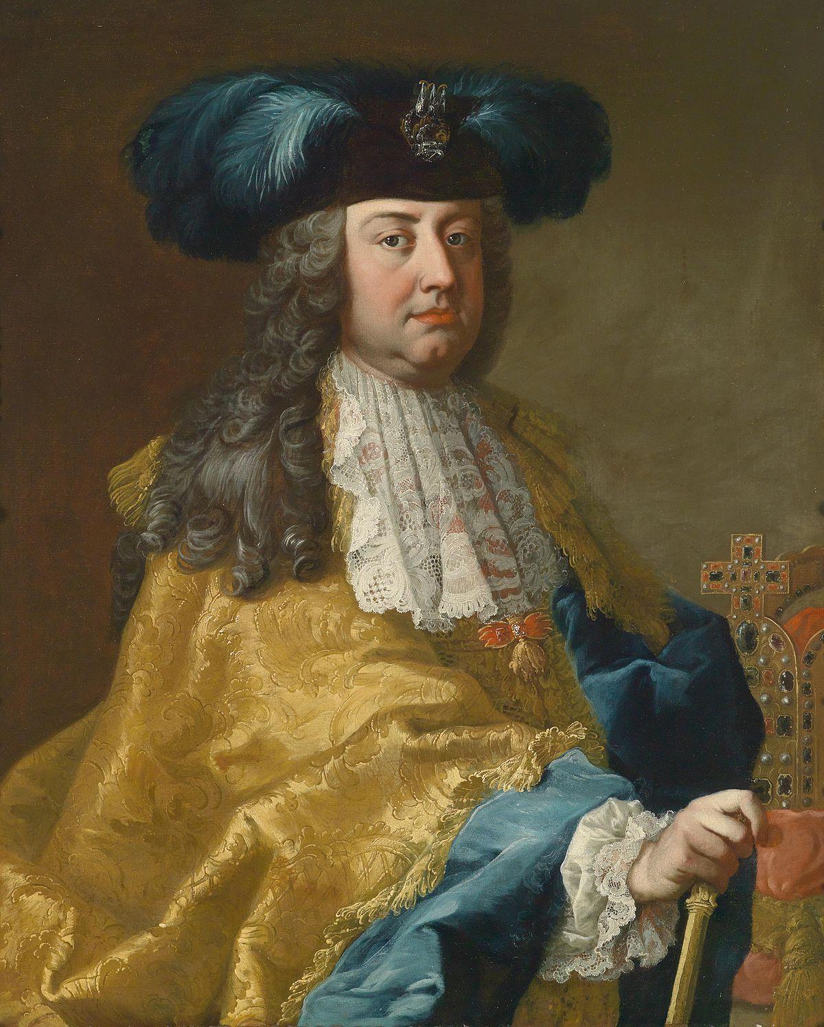 Francis I Holy Roman Emperor King Of Germany 1745 1765 Workshop Of Martin Van Meytens 1745 Sacro Imperio Romano Germanico Emperadores Romanos Habsburgo