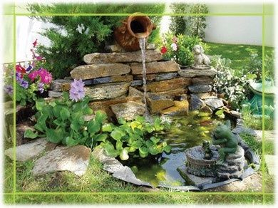 Jardines peque os decoracion buscar con google ponds - Decoracion de estanques ...